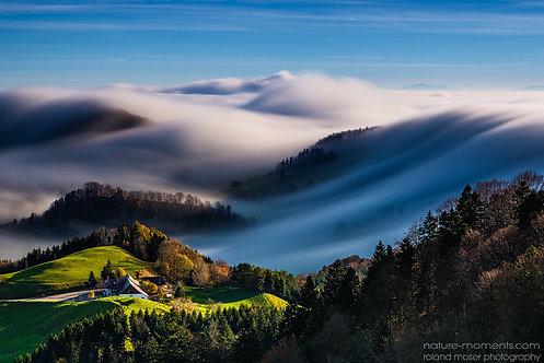 Roland Moser - Himmel auf Erden