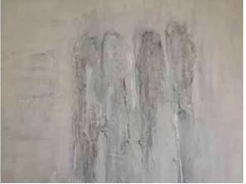 Sylwia Synak - White on Grey