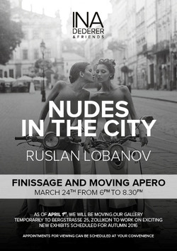 NUDES IN THE CITY