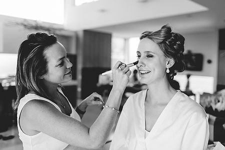 Makeup Artist Wedding Amy Kelly