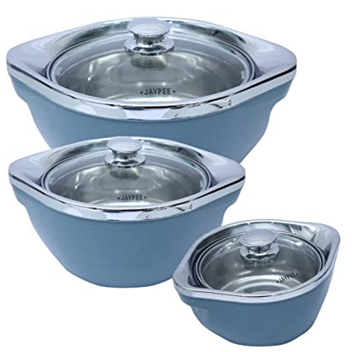 Jaypee Plus Casserole Vista Set Of 3