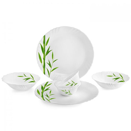 Cello Bamboo Grove Dinner Set