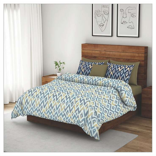 Spaces Everyday Classis Single Size Bedsheet