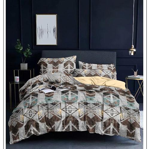 Double Size Bedsheet (100% cotton)