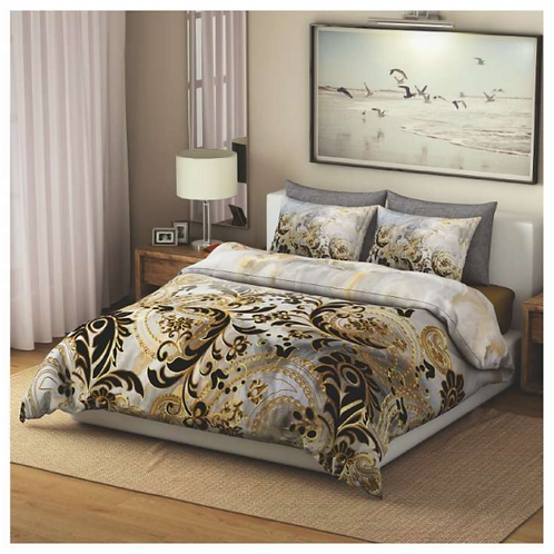Spaces Premium Collection Double Size Bedsheet