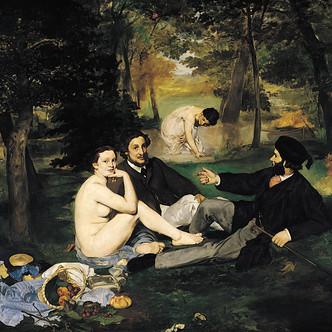 L'Œuvre de Zola ou la vie des artistes au XIXème siècle
