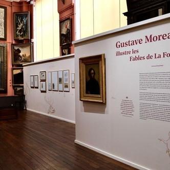 Les Fables au musée Gustave Moreau, une réponse face à la crise