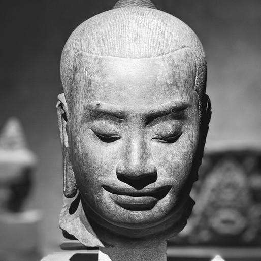 Le Portrait du roi Jayavarman VII