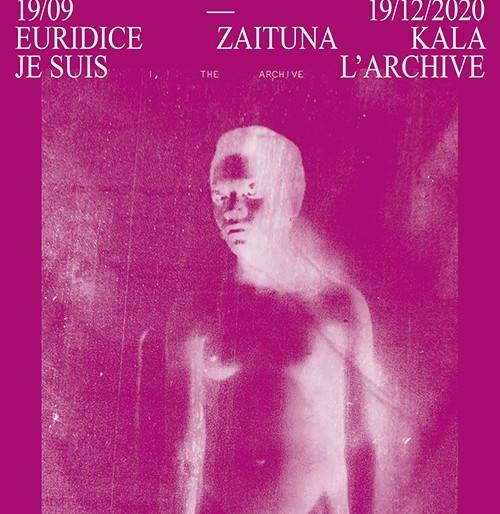Je suis l'archive - Euridice Zaituna Kala,  à la Villa Vassilieff