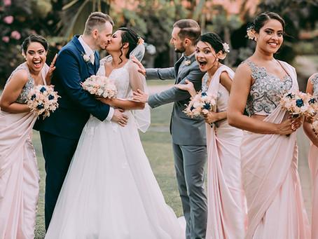 SQUAD GOALS; PICKING UP YOUR BRIDESMAIDS!