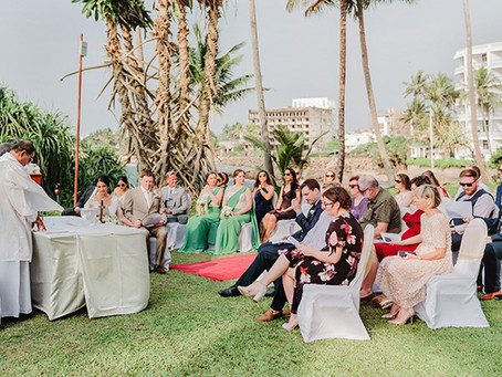 WHY NOT AN INTIMATE WEDDING?