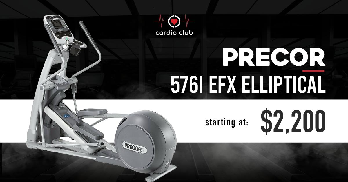 576I EFX ELLIPTICAL