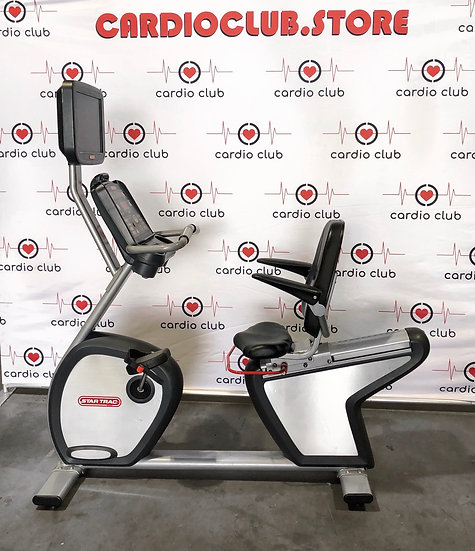 Star Trac S-RBx Recumbent Bike with PVS