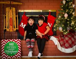 Girls Christmas 2014