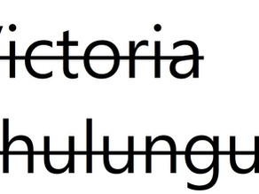 Victoria Shulungu