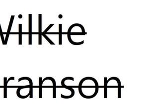 Wilkie Branson