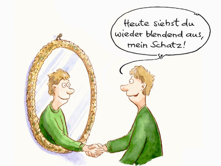 Narzissmus, das Problem unserer Gesellschaft?