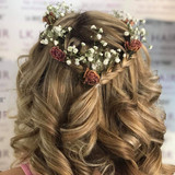 LK Hair bridal design