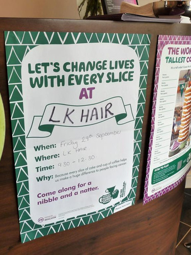 LK Hair events