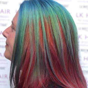 LK Hair designs