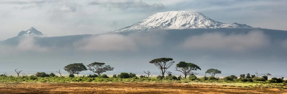 Mt. Kilamanjaro, Tanzania