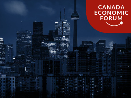 NEWS: Canada Economic Forum Welcomes Toronto Economic and Culture Recovery Advisory Group Co-Chairs