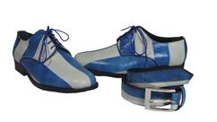 Handgemaakte leren schoenen