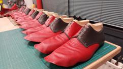 Handgemaakte schoenen Leiden atelier