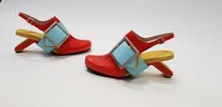 Handmade Bauhaus Shoe