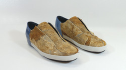 Handcrafted sneakers