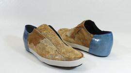 Handgemaakte schoen/ sneaker