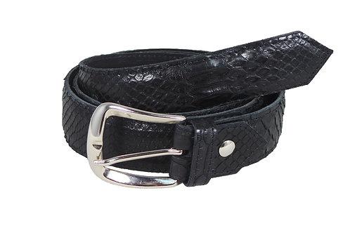 Python riem zwart