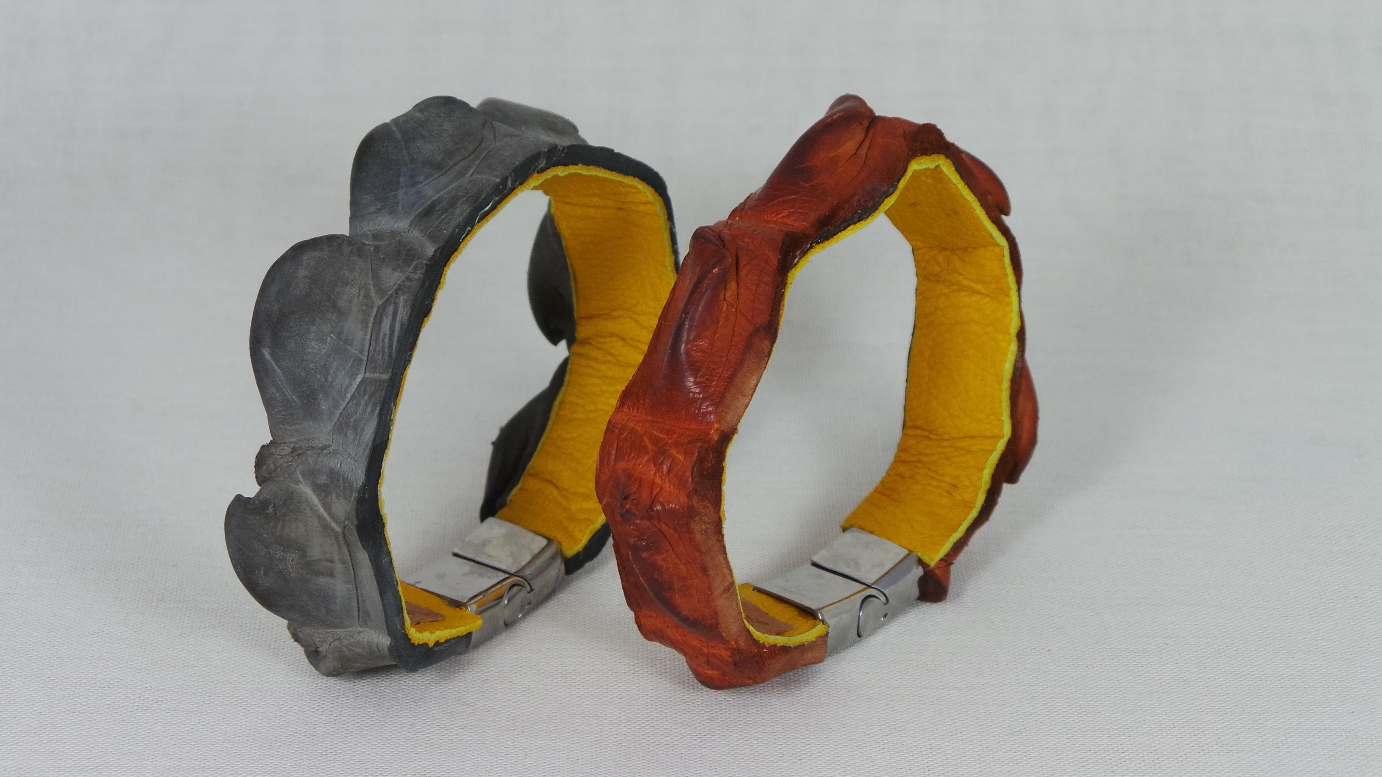Krokodillen armbanden