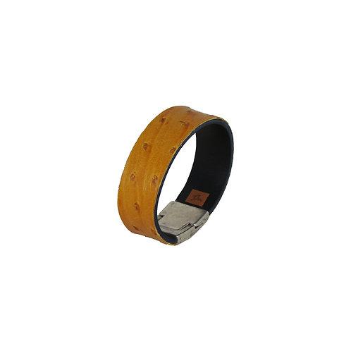 Struisvogel armband