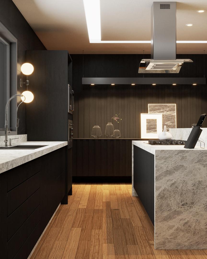 The Black Kitchen