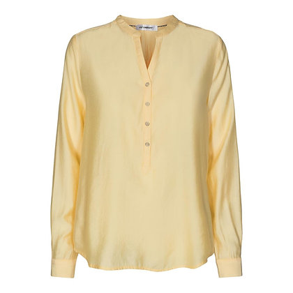 Co'couture Cayla Lemon Shirt