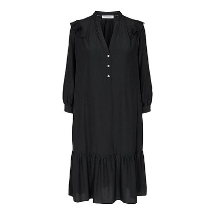 Co'couture Someday Black Dress