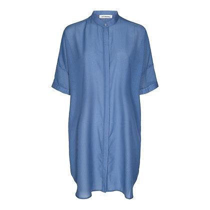 Co'couture Lana Stripe Tunic Shirt