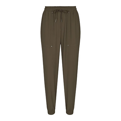 Co'couture Army Green Bryson Pant