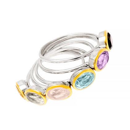 Me Encanta stacking rings