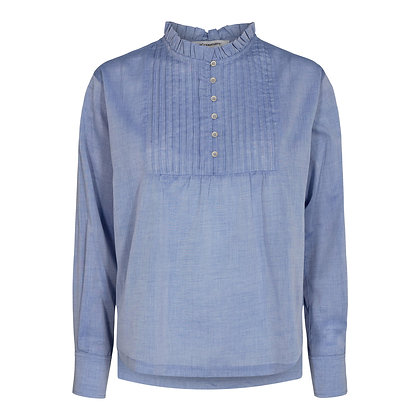Co'couture Sissa Pintuck shirt