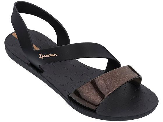 Ipanema Vibe black sandal