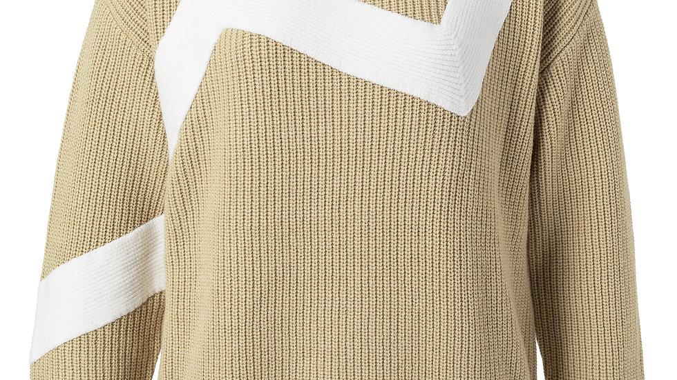 Yaya zig zag sweater