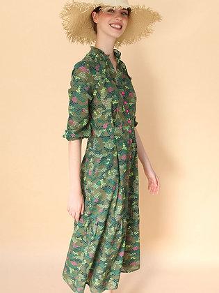 Vilagallo Camo Star Dress