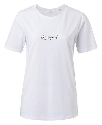 Yaya 'Stay Original' T-Shirt