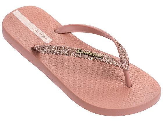 Inpanema Loilta Glitter blush flip-flop