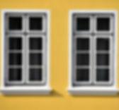 closed-white-wooden-framed-glass-windows