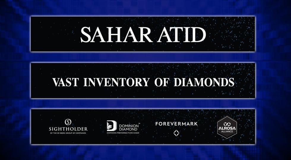 עיצוב באנרים עוקבים באנימציה עבור Sahar Atid