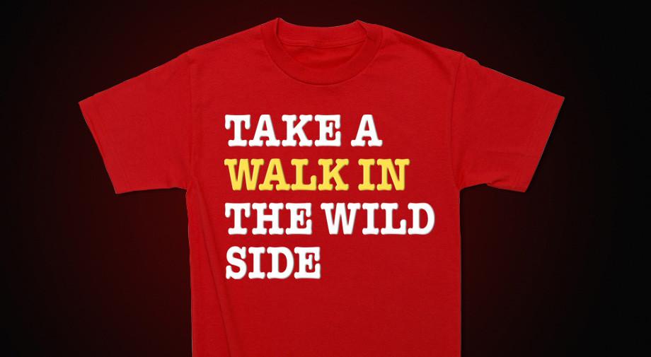 עיצוב חולצה ללקוחות Walk In