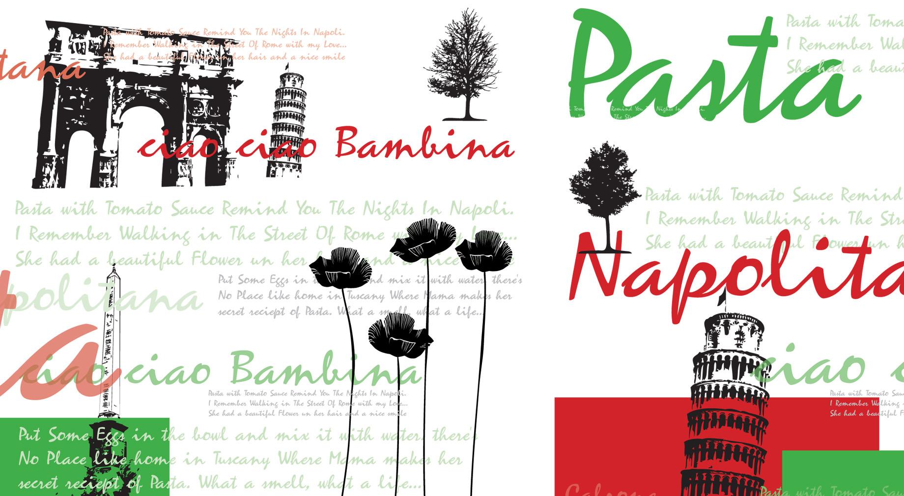 עיצוב קיר אווירה למסעדת סבארו